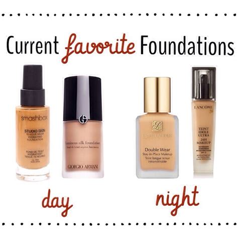 Foundation High End Current Favorite High End Foundations Livelearnluxeit