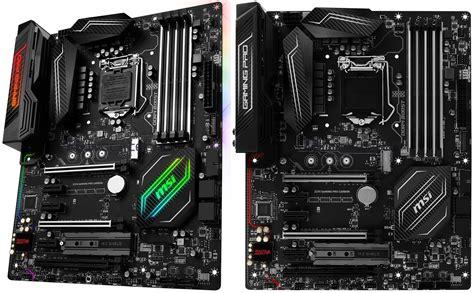 Msi Z270 Gaming Pro Carbon msi z270 gaming m7 gaming m5 gaming pro carbon z270i