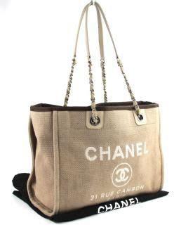 Tas Chanel Rue Cambon chanel cabas ete 31 rue de cambon shoulder bag in canvas handbags more best