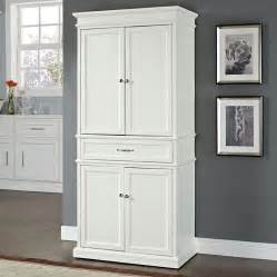 white kitchen pantry - White Pantry Cabinets For Kitchen