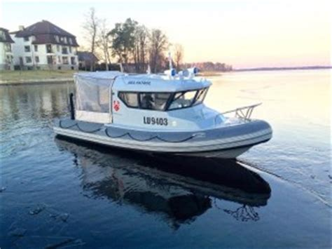 Cabin Rib For Sale by Commercial 171 Findaboat Co Uk New And Used Boats For Sale