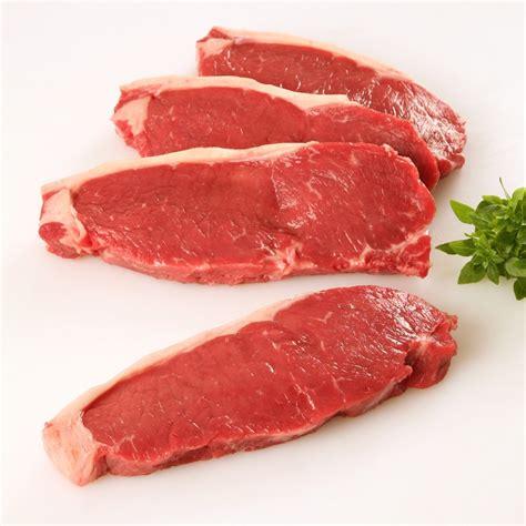 centre cut sirloin steaks 210g