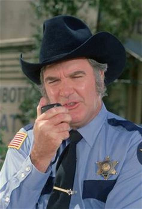 rosco p coltrane sheriff rosco p coltrane them duke boys sheriff