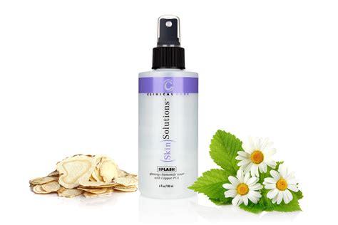 Toner Spl Skincare splash ginseng chamomile toner clinical care skin