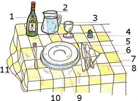 la tavola d italia apparecchiamo la tavola