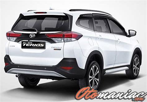 interior new terios 2018 harga all new daihatsu terios 2018 review spesifikasi