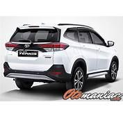 Harga All New Daihatsu Terios 2019 Review &amp Spesifikasi