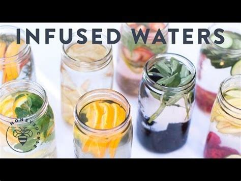 Honeysuckle Juice Detox by 8 Ways To Drink More Water Recipes Nutrition Recipes