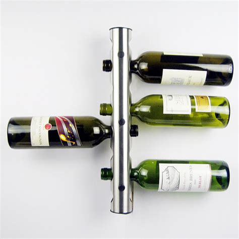 Creative Wine Racks by Creative Wine Rack Holders 8 12 Holes Home Bar Wall Grape