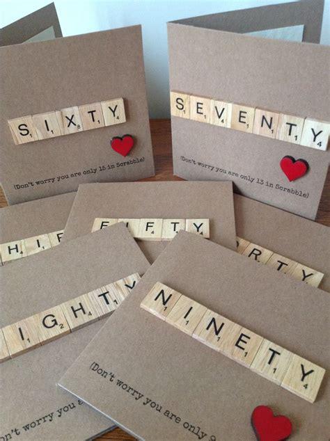 Handmade 60th Birthday Card Ideas - 25 best ideas about 60th birthday cards on