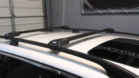 Volvo Xc70 Roof Rack volvo xc70 with thule black aeroblade edge roof rack by