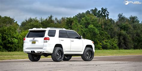 Toyota 4runner Rims Get Some Size With This Toyota 4runner On Fuel Rims