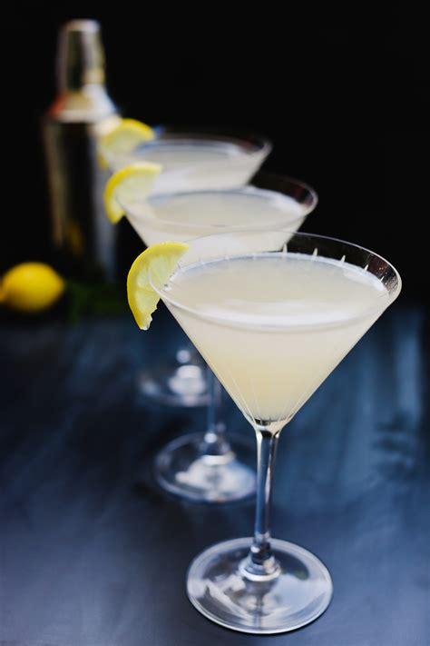 Lemon Drop Basil Martinis Evite