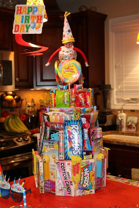 On The Shelf Birthday Ideas by Birthday On The Shelf On The Shelf Cake