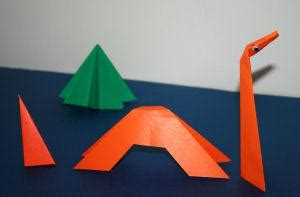 Loch Ness Origami - loch ness craft crafts for