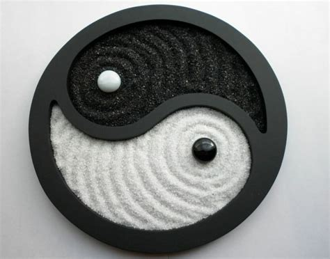 yin yang garten zen garden yin and yang galeriac