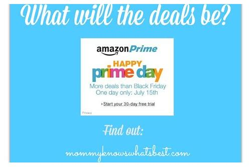 best deals on amazon prime