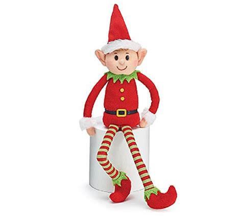 burton burton 9726862 plush little elf soft stuffed