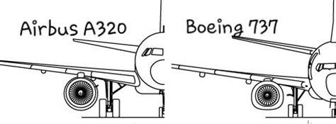 differences   airbus    boeing  quora