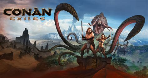 conan exiles  release date  ps xbox   pc