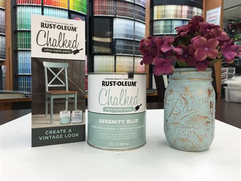 diy paint projects rust oleum chalked hingham lumber company