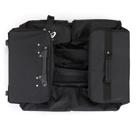 duffle bag with hanging rack the caddy bag is the ultimate duffel with wheels and a side hanging garment rack