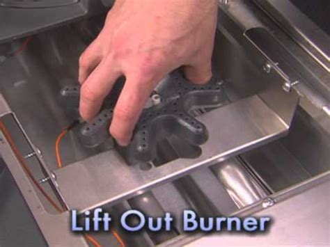 adjusting air shutters for top burners youtube