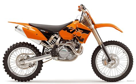 Ktm Sx 525 Ktm 525 Sx 1680 X 1050 Wallpaper