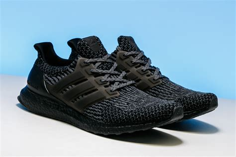 Adidas Ultra Boost 3 0 Black adidas ultra boost 3 0 quot black silver quot stadium goods