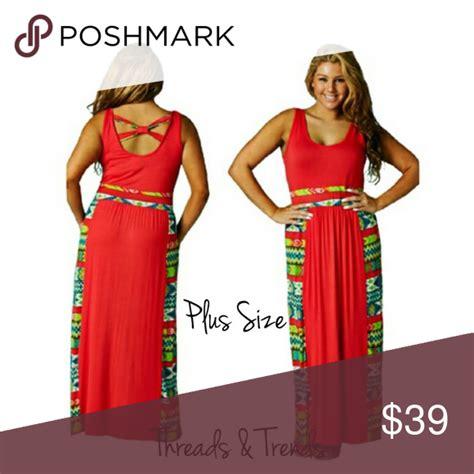 coral color dress plus size plus size coral maxi tank dress plus size coral sundress