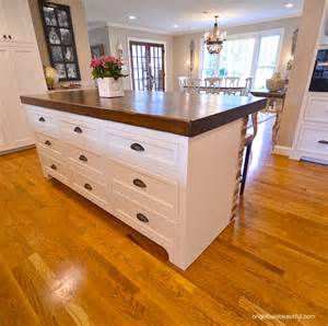 idea for kitchen island kitchen island ideas home trends laura trevey living