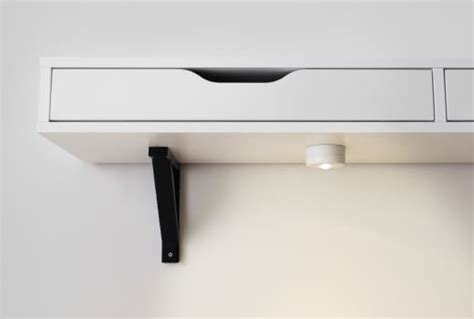 ikea under counter lights under cabinet integrated lighting ikea