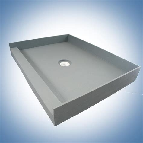 bathroom shower pans image gallery shower pan
