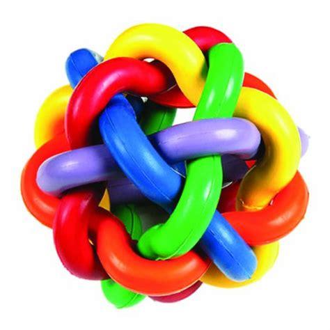 toughest toys happy pet tough nobbly wobbly