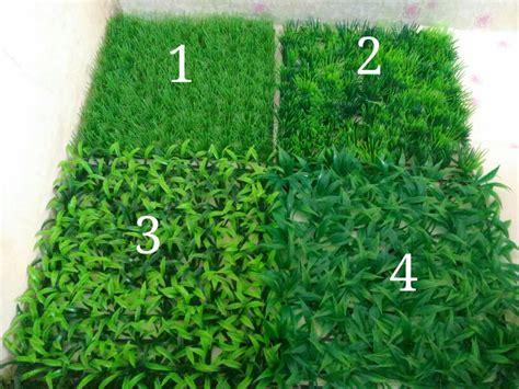 jual rumput sintetis type 3 rumput plastik rumput hiasan uk 24x24cm lra home
