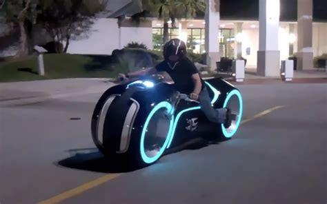 Gta 5 Motorrad Schneller Fahren by Real Light Cycle My