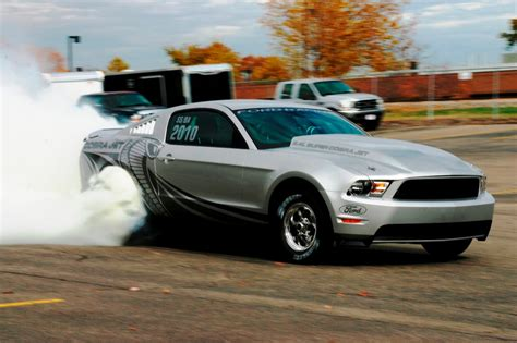 Ford Mustang Acceleration by Ford Mustang Cobra Jet Top Speed Acceleration At Drag Race