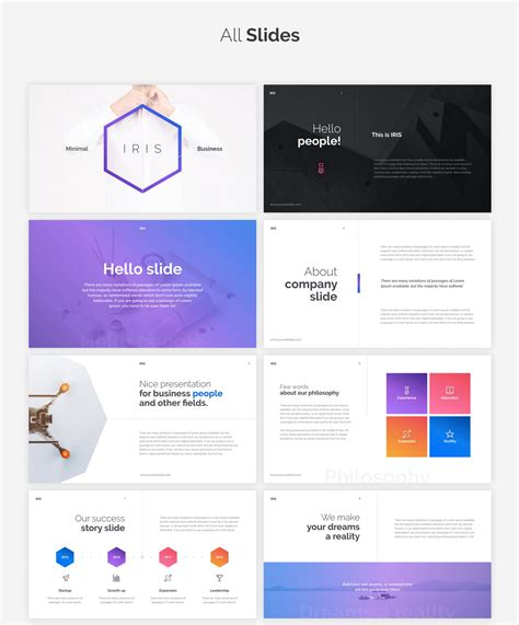 50 Best Free Cool Powerpoint Templates Of 2018 Updated Cool Powerpoint Templates Free