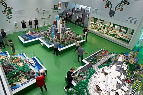 Conference Floor Plan by Lego House Designed By Bjarke Ingels Opens To The Public
