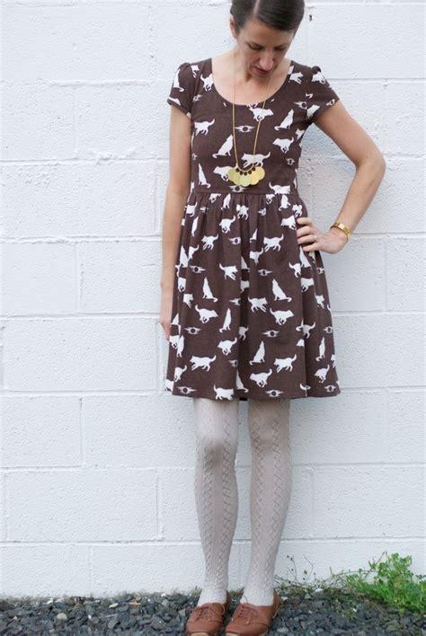 pattern skater dress lady skater dress by cut cut sew indie pattern madness