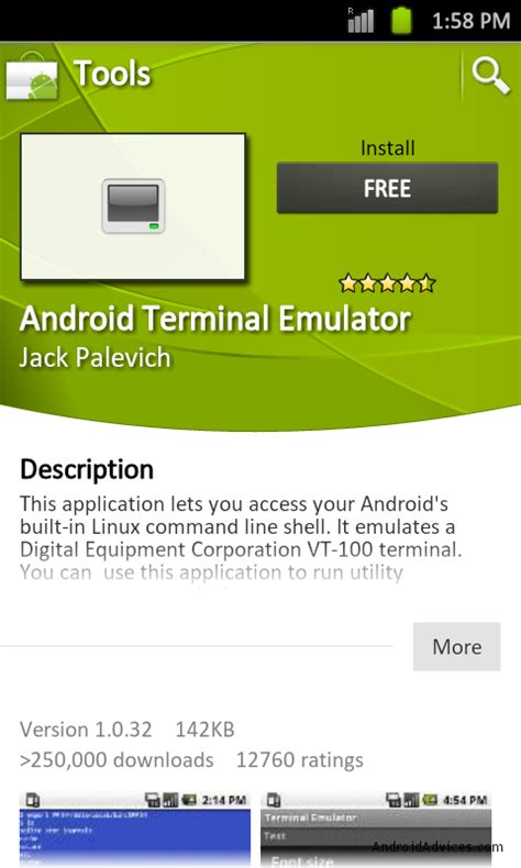 android terminal emulator commands how to remove default applications from rooted android phones android advices