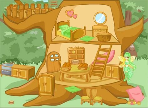 free online home decorating games tree house decoration