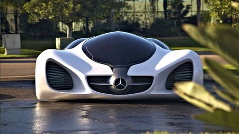 mercedes biome 5 most futuristic cars in development autocolumn