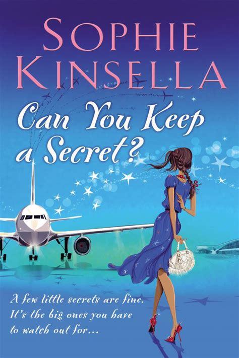 A Secret To Keep kinsella can you keep a secret