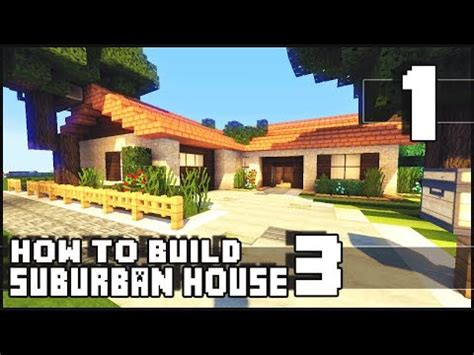 build your own modern home building your own modern house minecraft blog