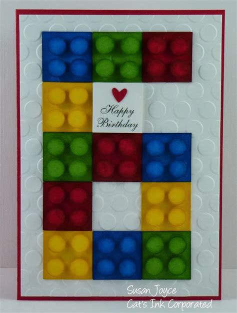 printable lego happy birthday cards cat s ink corporated happy 6th birthday keira