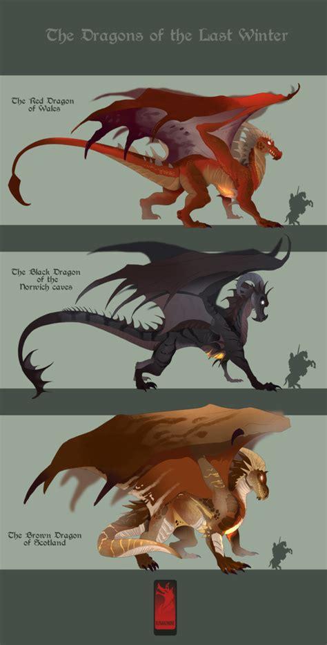 The Last Winter the last winter dragons by runandwine on deviantart