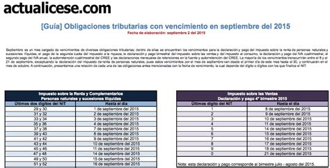 porcentajes de retenciones colombia 2016 iva modelos y formatos
