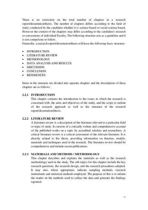 thesis guidelines guidelines for thesis preparation 3