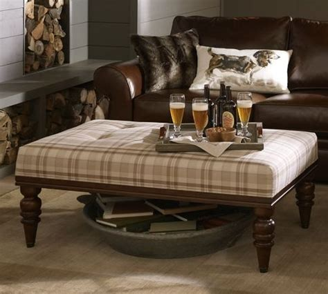 Pottery Barn Ottoman Coffee Table Tilden Ottoman Pottery Barn Living Room Pinterest Ottomans The Study And Pottery